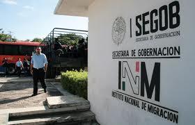 Migrantes de Haiti presuntamente están incomunicados en estación del INM en Palenque. Foto: Cortesía