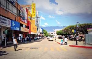 Los maestros desalojaron las calles de Tuxtla. Foto: @Esqurlas/Chiapas PARALELO