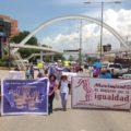 Organizaciones integrantes de la Campaña Popular contra la Violencia hacia las mujeres de Chiapas, presentaron formalmente ante el Sistema Nacional de Prevención, Atención, Sanción y Erradicación de la Violencia contra las Mujeres, la solicitud formal de declaración de Alerta de Género para Chiapas, luego de registrarse 84 defunciones de mujeres en el período enero-octubre 2013.