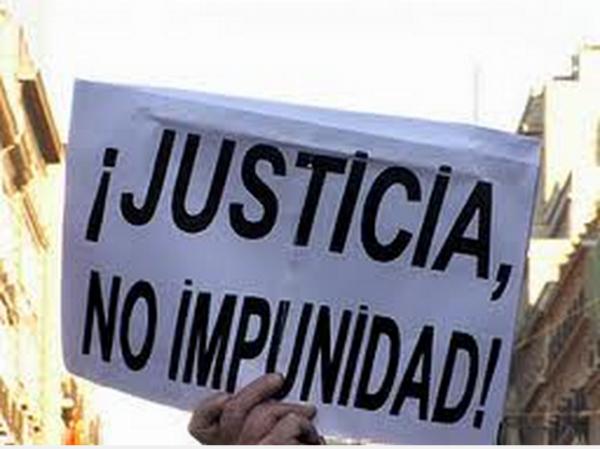 Margarita Guadalupe Martínez Martínez, defensora de derechos humanos, oriunda de Chiapas, lleva la voz de las mujeres, de las defensoras que son perseguidas por exigir respeto a la dignidad de las personas.