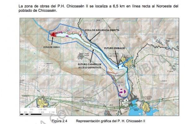 Chicoasén II Proyecto