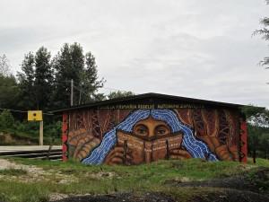 Escuela Primaria del EZLN en la zona Altos de Chiapas. Foto: Ángeles Mariscal/Chiapas PARALELO