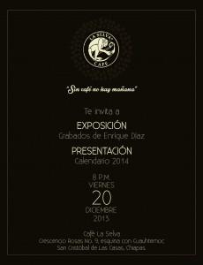 La cita es en Crescencio Rosas No. 9 Esquina con Cuauhtémoc en San Cristóbal de Las Casas el viernes 20.-