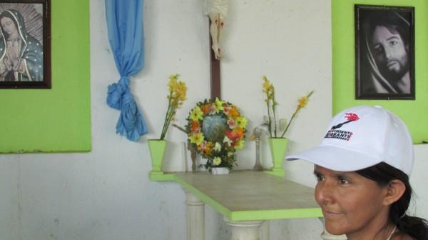 Lidia Diego. Foto: Sandra de los Santos/ Chiapas PARALELO.