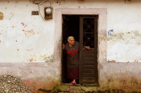 Mujer Zoque de Rayón. Foto: Fermín Ledesma
