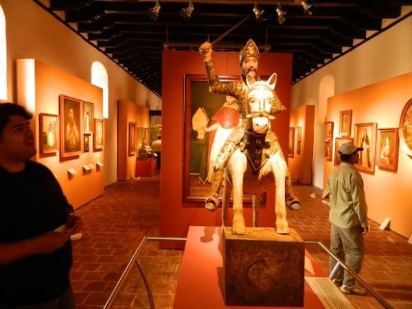 Museos de Chiapas. Foto: Amalia Avendaño