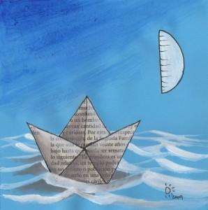 Papel barco