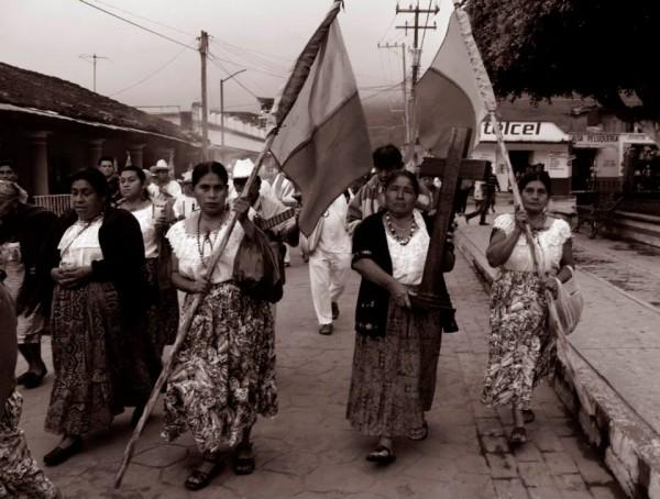 Religiosidad en Rayón, Chiapas. Foto: Fermín Ledesma