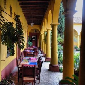 El Hotel-Museo Na Bolom tiene abiertas las puertas al público en general.