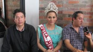 Durante la conferencia de prensa, las y los activistas dijeron que la legalización del matrimonio entre personas del mismo sexo es un asunto de derechos humanos.