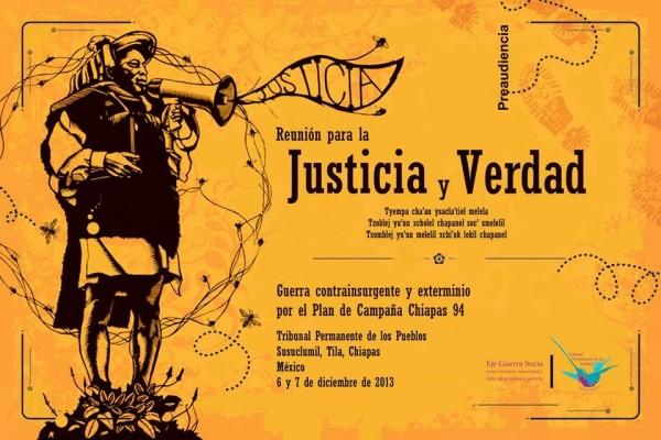 Reunión para la Justicia y Verdad