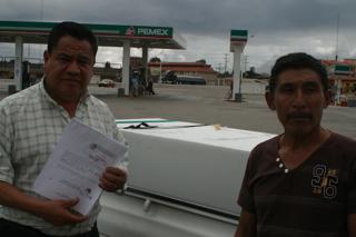 147 migrantes han regersado muertos a la zona fronteriza de Chiapas. Foto: Fredy Martín Pérez