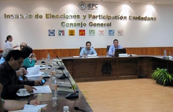El IEPC no se conformó con 113 mdp de presupuesto, ya pidió ampliación presupuestal a la Secretaría de Hacienda. Foto: Archivo/Chiapas PARALELO