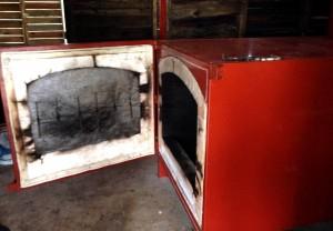 El panteón de mascotas ya cuenta con el crematorio. En dos horas y hasta cuatro horas, según el tamaño, puede quedar incinerado el cuerpo de la mascota para que sus cenizas puedan ser entregadas a los dolientes. Foto: Isaín Mandujano/Chiapas PARALELO