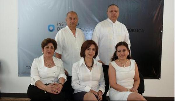 Consejeros del IAIP en Chiapas. Foto: Archivo