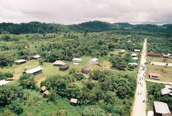 En Las Cañadas de Ocosingo el 54% de la población profesa la religión Católica. Foto: Cortesía