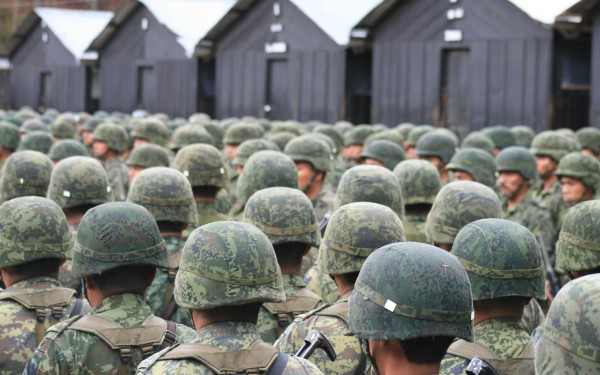 La fuerza militar en México. Ángeles Mariscal/Chiapas PARALELO