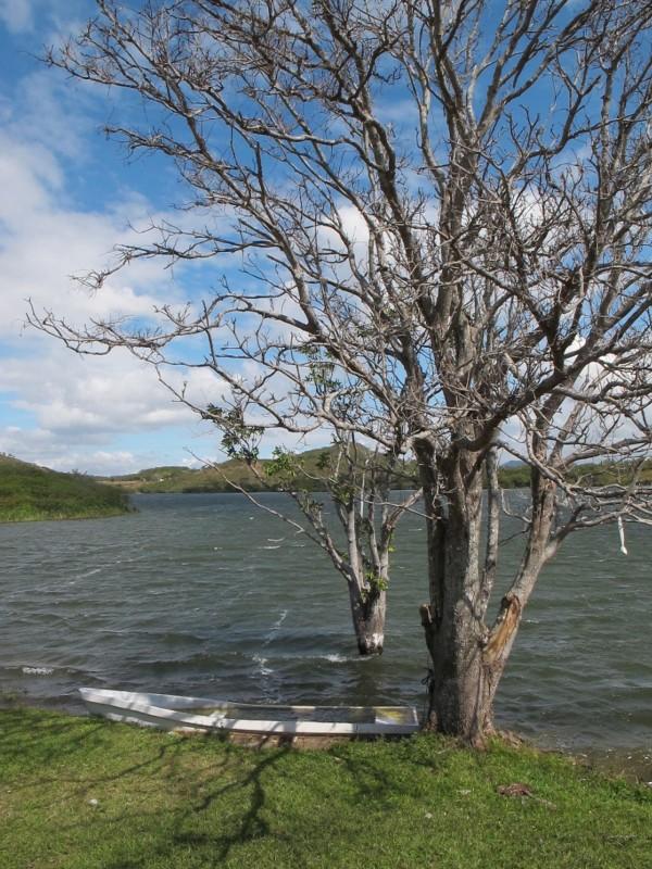 Lago de Tolán en Cintalapa 01