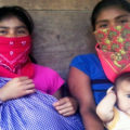 Mujeres zapatistas. Foto: Archivo/Chiapas PARALELO