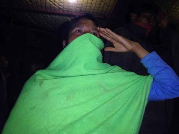 Mujer zapatista. Foto: Isaín Mandujano/Chiapas PARALELO