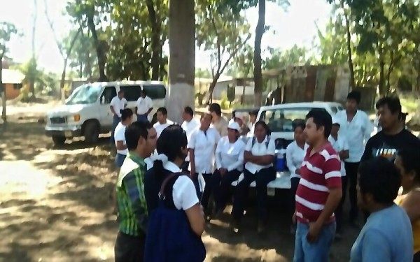 Retenidos en Tapachula