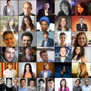 Jóvenes que están construyendo los medios del mañana, según Forbes
