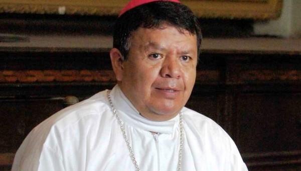 Obispo Auxiliar de la Diócesis de Antequera, Gonzalo Alonso Calzada Guerrero. Foto: Página 3/Chiapas PARALELO