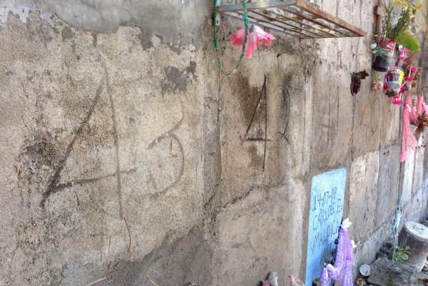 Tumbas de zapatistas en panteón municipal de Tuxtla. Foto: Isaín Mandujano/Chiapas Paralelo