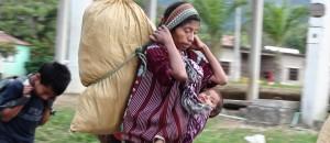 En 2013 el desarrollo económico de Chiapas decreció, incrementando el nivel de pobreza de la población. Foto: Ángeles Mariscal