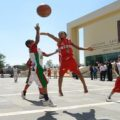Los niños triquis en acción... Foto: Página3/Chiapas PARALELO
