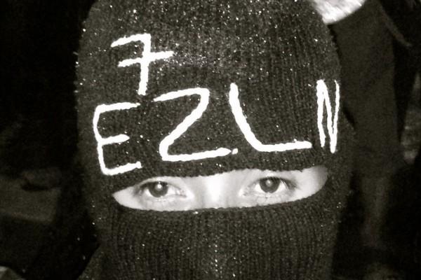 Zapatistas: Foto: Isaín Mandujano