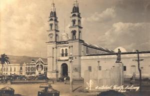 La ahora Catedral de San Marcos, en ese tiempo una parroquia. Foto: Archivo/Museo de la Ciudad