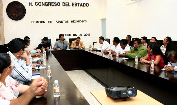 COMISION DE ASUNTOS RELIGIOSOS1