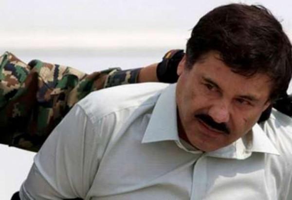 Imagen de la captura de El Chapo Guzmán