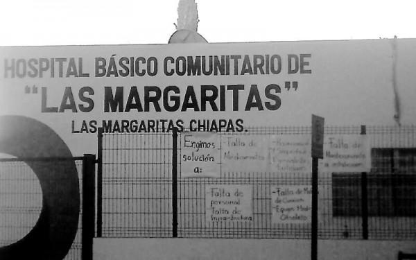 Hospital Básico Comunitario de Las Margaritas.