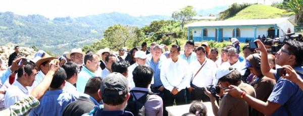 Desde agosto pasado, más de un centenar de indígenas católicos fueron desplazados por evangélicos que son mayoría en el ejido Puebla de Chenalhó.