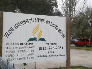 Iglesia tsotsil