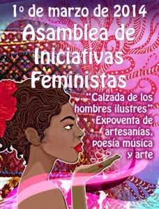 Inicitivas feministas