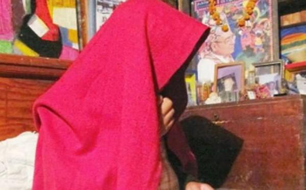 Lesvia sobrevive a un intento de feminicidio. Foto: Archivo