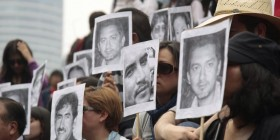 Manifestación de periodistas. Foto: Prometo Lucero