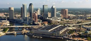 Tampa, lugar de residencia de muchos chiapanecos.