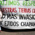 Protesta de comuneros de Chimalapa: Foto: Página 3