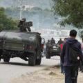 Imagen de despliegue militar en Chiapas. Foto: Archivo