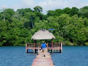 Isla Concepción, en Acapetahua, Chiapas. Foto: Carlos León Chanona