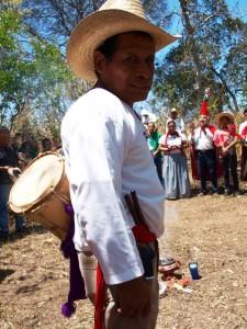 Atzipänntäwä, Hermanos somos uno Celebración zoque del equinoccio en Cerro ombligo. Fotos: Pepe Espinosa