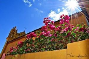 San Caralampio.  Foto: Toño Aguilar (@janton_26)