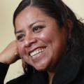 Martha Sánchez Néstor, líder indígena amuzga de la Costa Chica de Guerrero. Llegó en el momento justo al lugar indicado y encontró su camino. Foto: Cimac