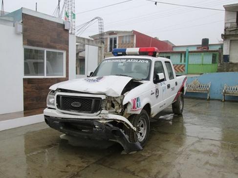 En Honey, Puebla, hay 1 policía por cada 410 pobladores. Foto: Radio Expresión