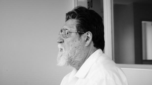 Andrés Fábregas. Fotografía: Laura Fernández.