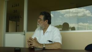 El Ciesas debe actualizarse: Andrés Fábregas, aspirante a ocupar la dirección general de este instituto. Fotografía: Laura Fernández